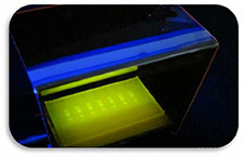 aBLUEView LED Table